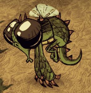 饥荒龙蝇正面打法攻略