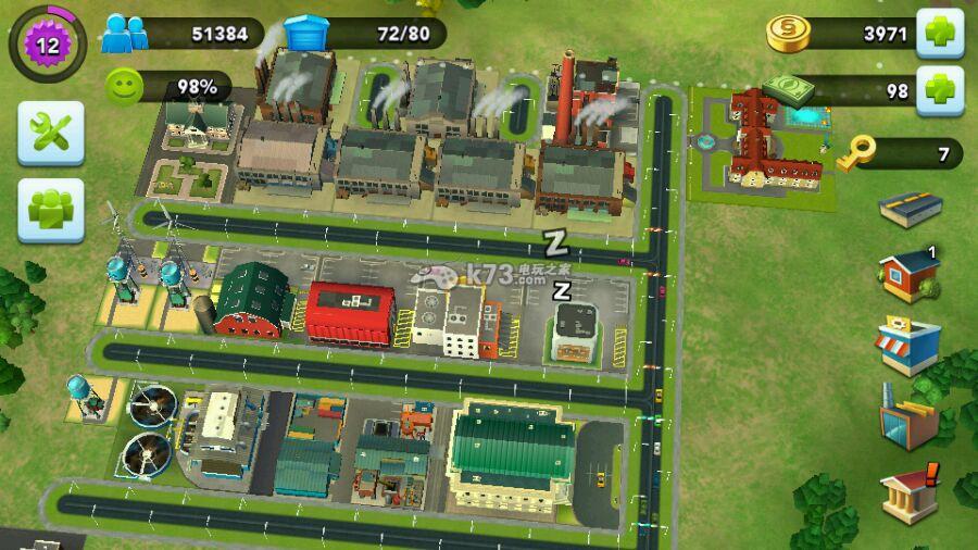 模擬城市建造人口最大化攻略