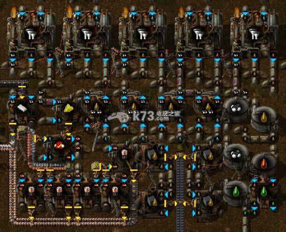 在游戏 异星工厂>之中,玩家们通过设计自己工厂获得不同的资源,比如