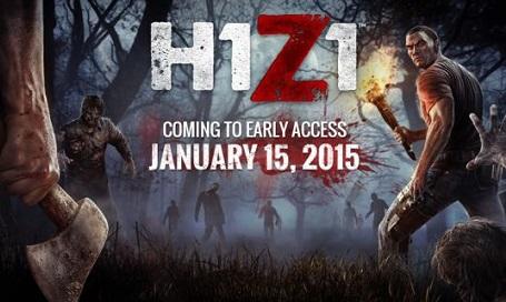 H1Z1新手常识分享