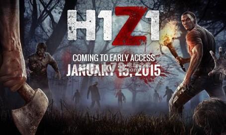H1Z1 G系列错误解决办法