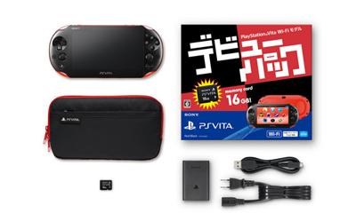 psv 16G记忆卡版套装2月19日发售