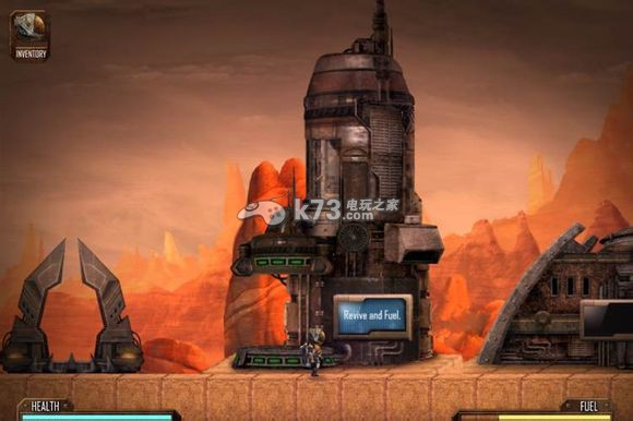 火星礦藏基地建築介紹及使用