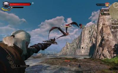 《巫师3狂猎》试玩会宣传视频 画质缩水!