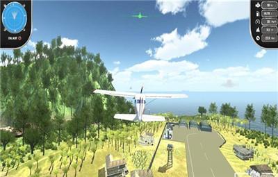 海岛模拟飞行按键操作一览