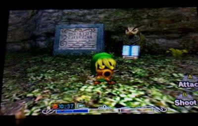塞尔达传说姆吉拉的假面3D捉迷藏位置
