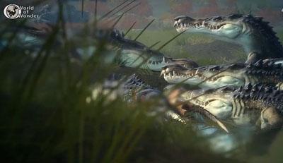 《最终幻想15》生态环境演示视频