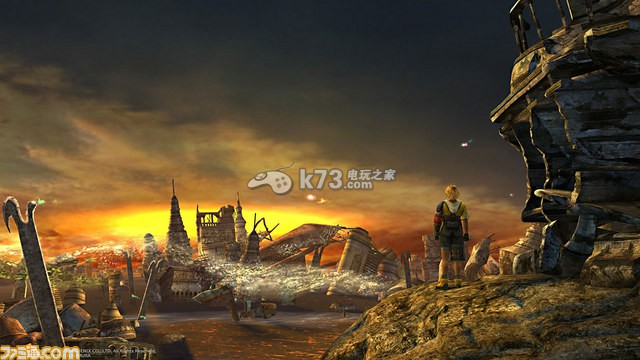 《最终幻想10HD|10-2HD》PS4版发售日公开