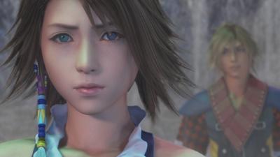 《最终幻想10HD|10-2HD》PS4版实机截图公布