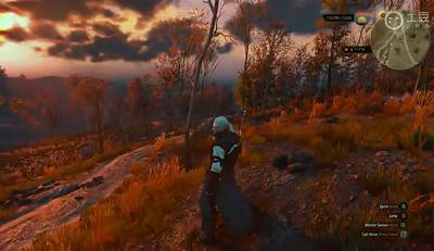 《巫师3》Pax East 2015最新试玩影像【狩猎飞龙】