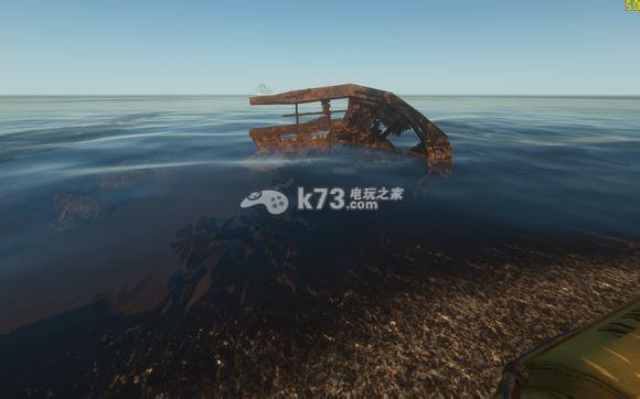 深海搁浅新大陆分享
