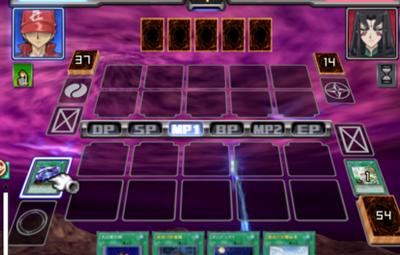 游戏王ARC-V卡片力量sp开局流程分享