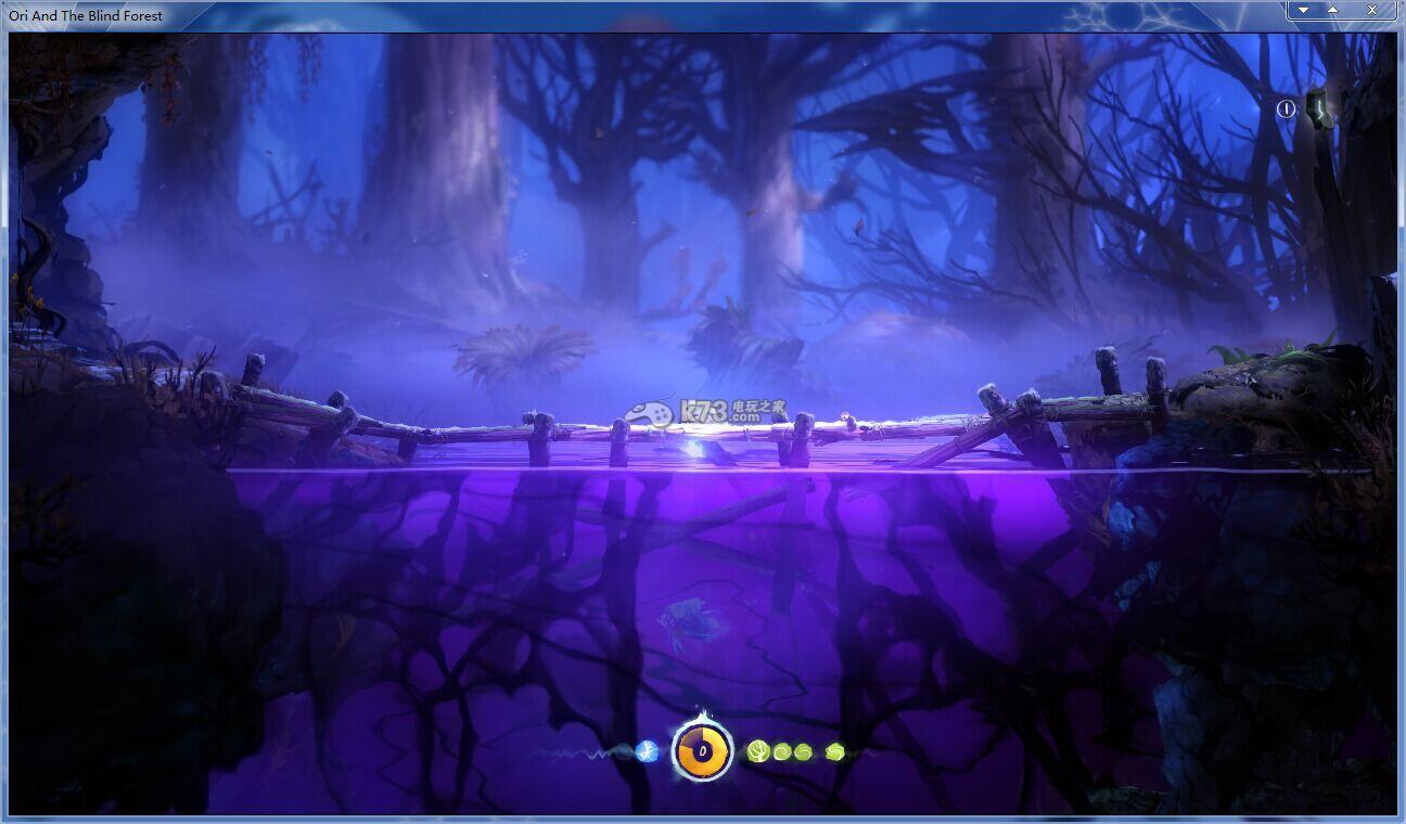 奥日和黑暗森林刷技能点位置一览图片