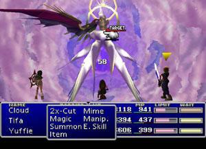 最终幻想7图文攻略disc3【附隐藏要素】