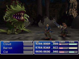 最终幻想7学习敌人技能方法