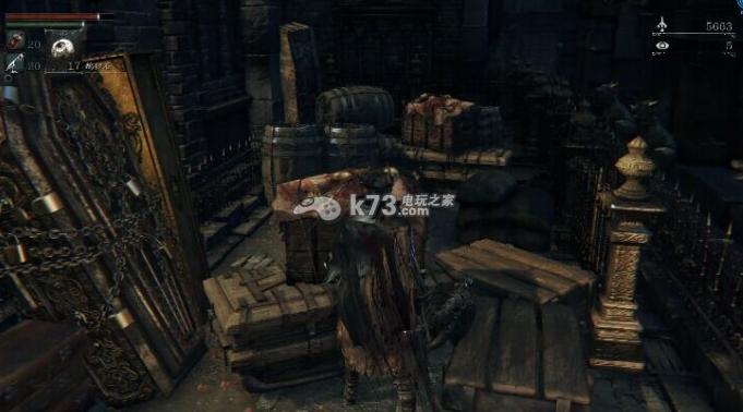 血源诅咒隐藏地图进入及各BOSS打法