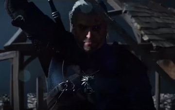 《巫师3》NVIDIA GAMEWORKS特效展示