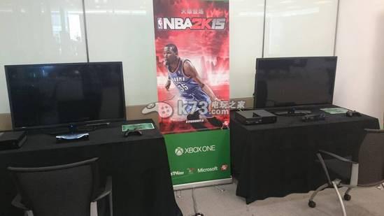 《NBA2K15》国行版锁定4月30日发售 价格249RMB
