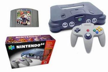 任天堂N64歷史回顧:一臺生不逢時的強勁主機