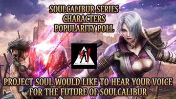 《灵魂能力6》?系列未来走向投票开始
