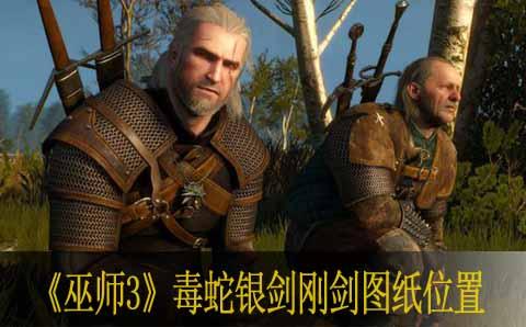 巫師3毒蛇銀劍剛劍圖紙位置