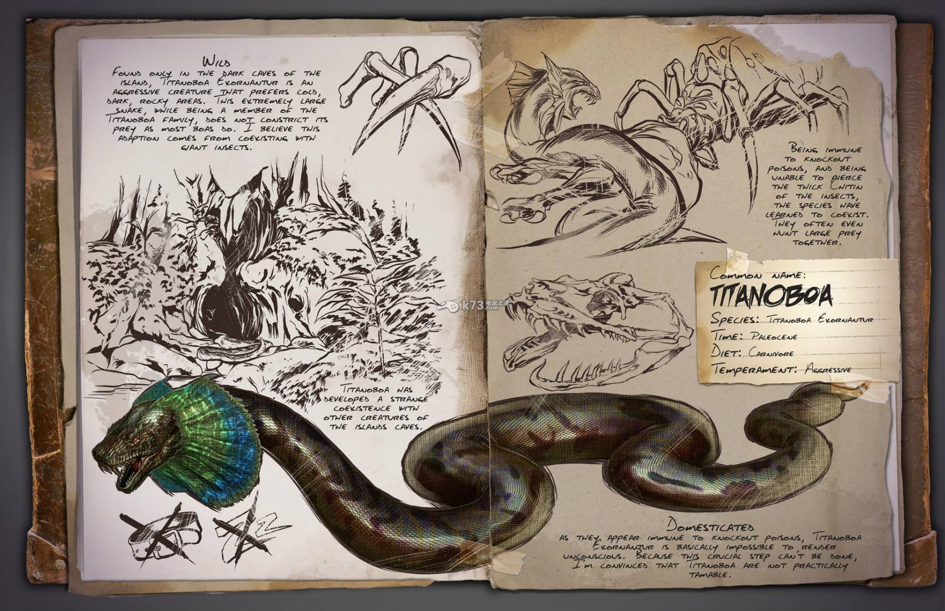 《方舟生存进化》体验版6月2日配信下载