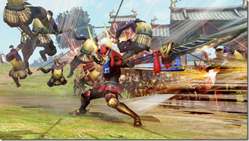 《战国无双4-2》PC版采用PS4版模型制作