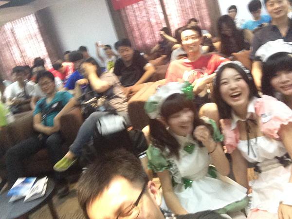 湖北武汉612com联手k73首届电玩聚会圆满成功