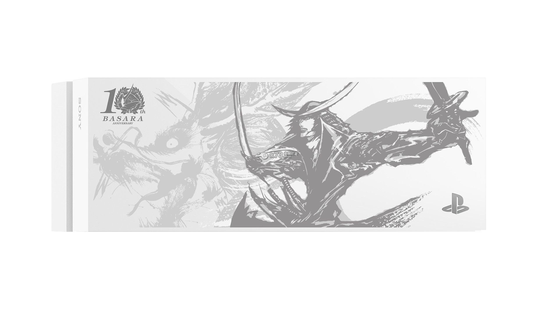 《战国Basara》10周年限定PS4主机公布
