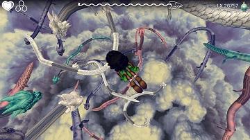 PS4/PSV跑酷游戏《地球黑夜》宣传视频