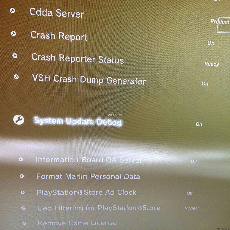PS3 Rebug4.70.1/Cobrav7.10混合破解系统刷机教程