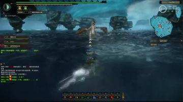 《怪物猎人ol》加入驾船海战系统