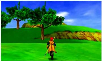 3DS《勇者斗恶龙8》实机演示视频