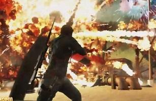 《正当防卫3》发售日确定 E3新预告片公开