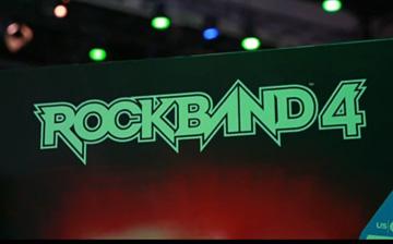 《摇滚乐队4》E3 2015现场试玩视频