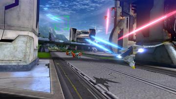 《星际火狐零》E3试玩评测 素质精良的射击游戏