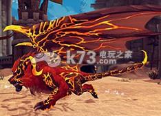 狩龙战纪狂炎狮兽王与星辰斗圣能力说明