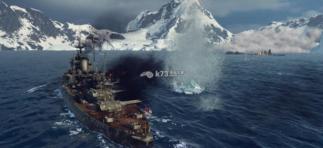 战舰世界厌战号战列舰怎么玩