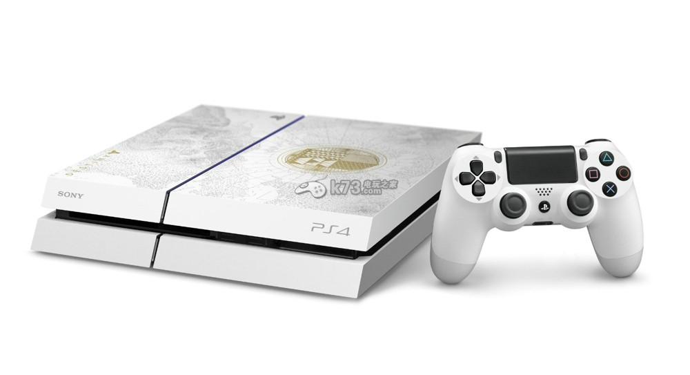 《命运:The Taken King》PS4限定机价格确定 英亚开放预售