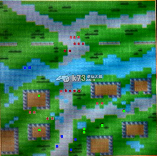NPC完全不用保护,上来干掉前面的先锋部队,到河边后 ...