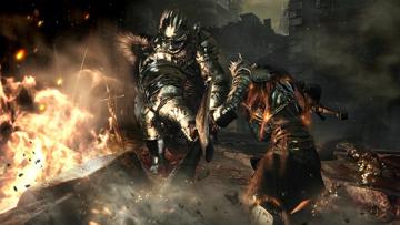 《黑暗之魂3》战斗系统脱胎于《血源诅咒》