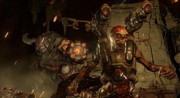 《毁灭战士(DOOM)》开发目标为1080p+60帧