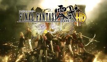 《最终幻想零式HD》pc版8月18日发售