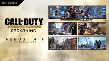 《使命召唤11高级战争》DLC4审判新地图宣传视频放出