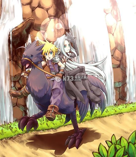 """《最终幻想7重制版》战斗系统有""""戏剧性的变化"""""""