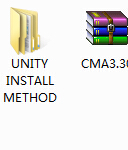 psv安装PSM unity图文教程