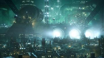 《最终幻想7重制版》游戏引擎非夜光引擎(Luminous )