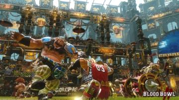 《怒火橄榄球2》GC全新试玩视频释出 人兽对抗一触即发