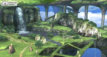 《异度之刃》WiiU下载版支持Gamepad操作