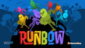 WiiU独立多人游戏《Runbow》将于8月27日在北美发售